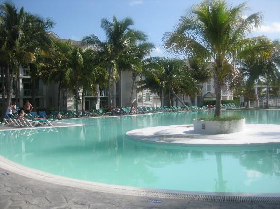 Melia Península Varadero: piscine avant renovation