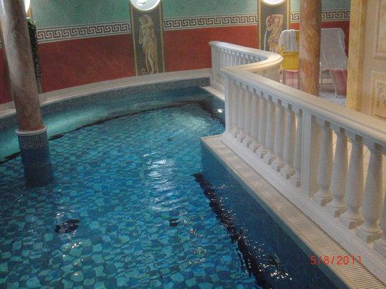 Hotel Schlosshof Ischgl: Schwimmbad