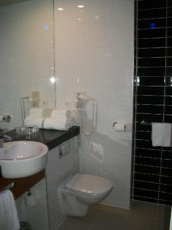 ฮอลิเดย์ อินน์ เอ็กซ์เพรส อัมสเตอร์ดัม สคิปโพล: Bathroom