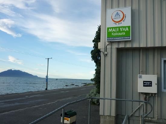 YHA Kaikoura Maui: YHA Kaikoura