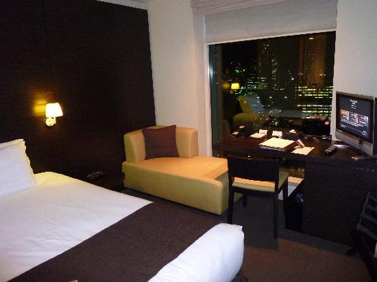 Mitsui Garden Hotel Ginza Premier: シングルルーム