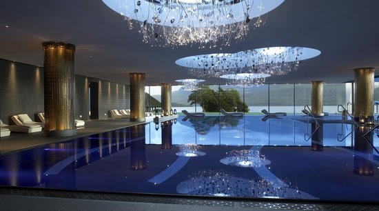 The Europe Hotel & Resort: ESPA at the Europe - Pool