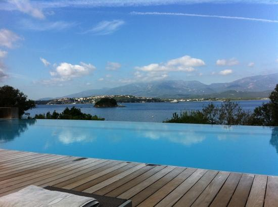 piscine picture of hotel casadelmar porto vecchio tripadvisor. Black Bedroom Furniture Sets. Home Design Ideas