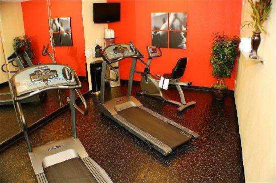 Country Inn & Suites By Carlson, Knoxville West: Fitness Center