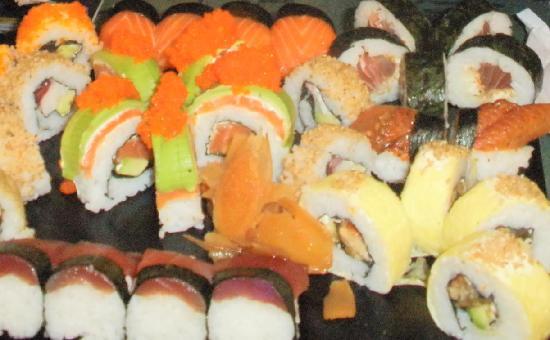 Topi Sushi