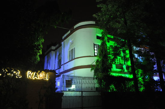 Hotel Kabli: By the Night