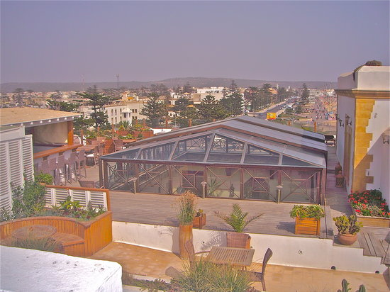 Restaurant Ramsess : essaouira