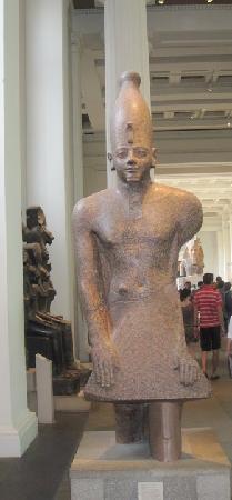 ฮอลิเดย์อินน์ลอนดอน บลูมส์เบอรี่: Trip to British Museum walking distance
