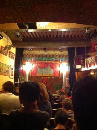 Théâtre la Maison de Guignol : espace réduit