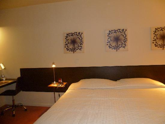 Uno Buenos Aires Suites: Bed