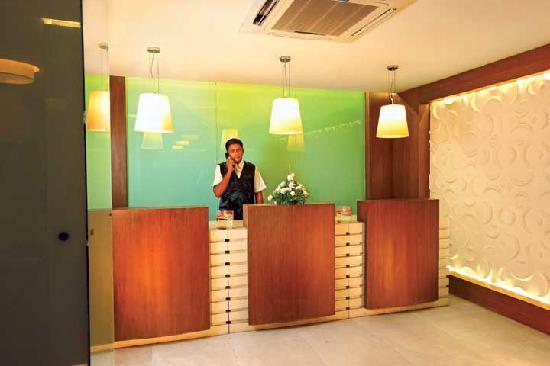 Hotel Icon Classic: Reception