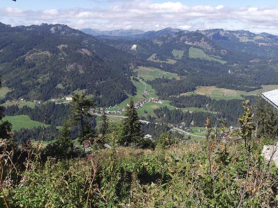 Riezler Hof: Ausblick
