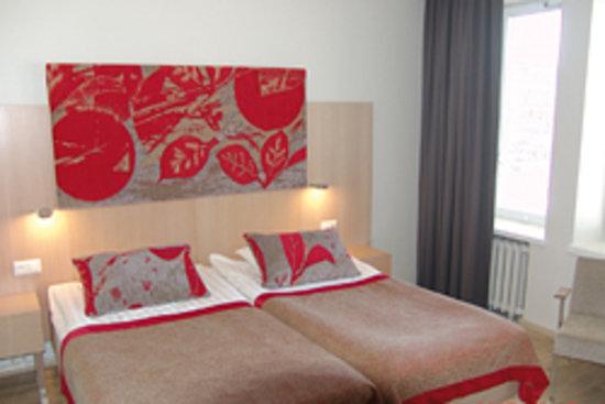Original Sokos Hotel Hamburger Bors : Standard twin room