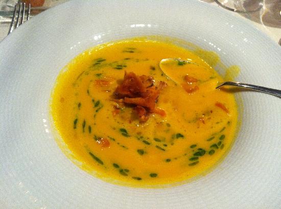 Allegro: Pumpkin soup