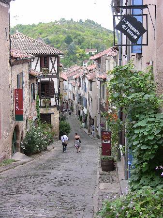 Mazamet, Francia: Cordes-sur-Ciel
