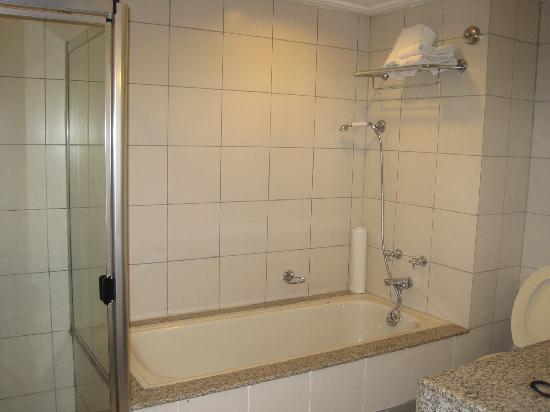ดิสคัฟเวอรี่ สวีทส์: bathroom