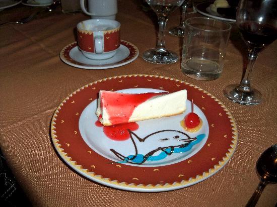 Barcelo Maya Tropical: Dessert!