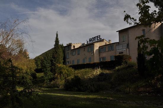 Hôtel Le Saint Marc : Hotel von der Rückseite her gesehen