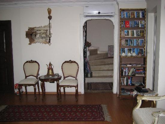 Ada Hotel Istanbul: ロビー