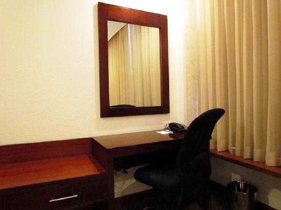 Hotel Biltmore Guatemala: Escritorio