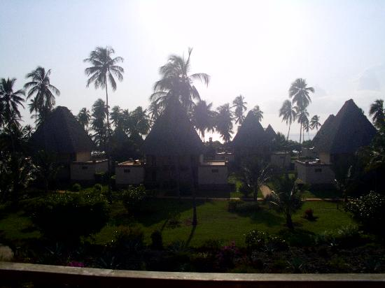 Neptune Pwani Beach Resort & Spa: View from our room