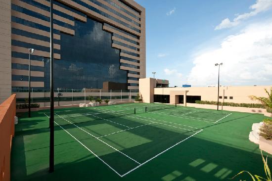 Hyatt Regency Merida : Tennis Courts