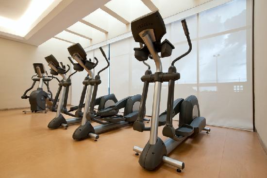 Hyatt Regency Merida : Fitness Center