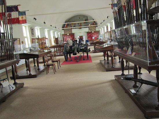 Musee des Canonniers Sedentaires de Lille