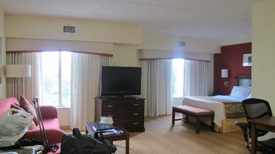 Residence Inn Fort Worth Alliance Airport: room 222