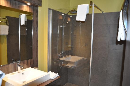 Safari Hotel: Schöne Designbäder