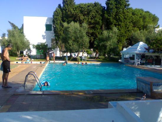 Hotel les Jasmins: piscine