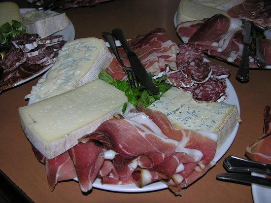 เซส์ตริแยร์, อิตาลี: i nostri piatti