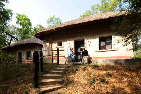 "Ilam Bazar, India: ""Mud-Houses"" - Double-Bed:Premium"