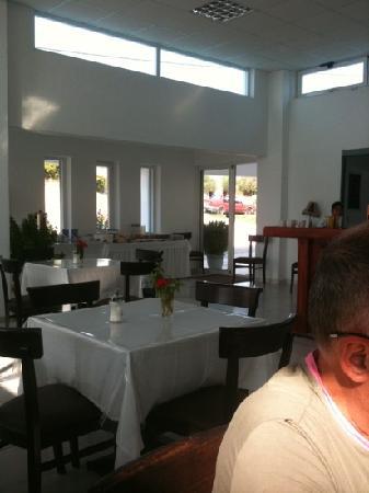 Fourtounis Hotel: sala colazioni