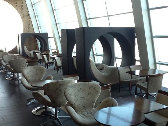 Hotel Dreams Valdivia : Sky Bar, hotel Dreams de Valdivia