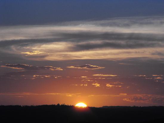 Kariega Game Reserve - River Lodge: Sunset