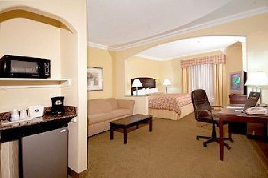 BEST WESTERN PLUS Barsana Hotel & Suites: King Suite
