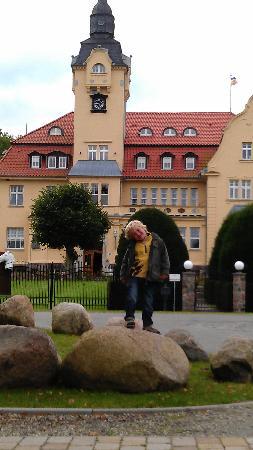 Schlosshotel Wendorf: Ansicht Hotel