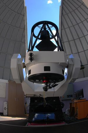 "Mount Lemmon, AZ: The Schulman 32"" Telescope. (Photo by Adam Block)"