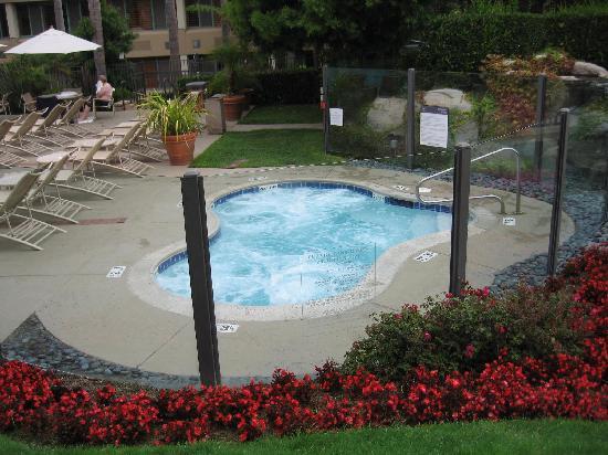 Sheraton La Jolla Hotel: spa