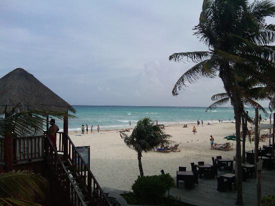 Corto Maltes Ocean Front Luxury Vacation Condos: views from balcony