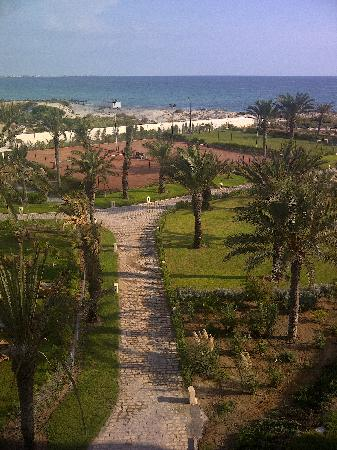 Iberostar Royal El Mansour: view from our room