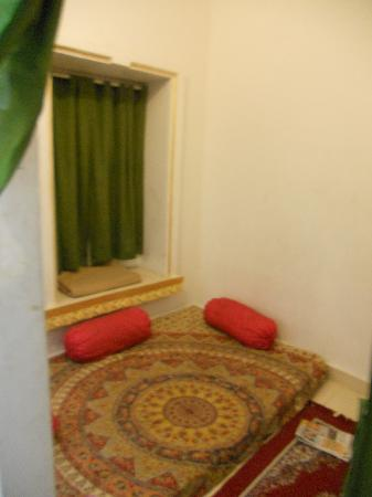 Bhanwar Vilas Guest House: tv watching area