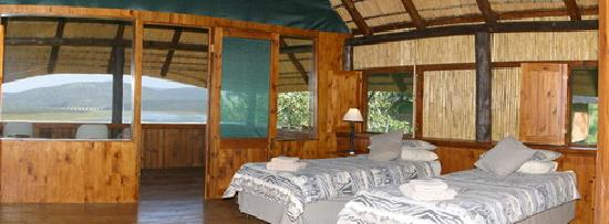Nkwazi Lake Lodge: Nkwazi Rooms