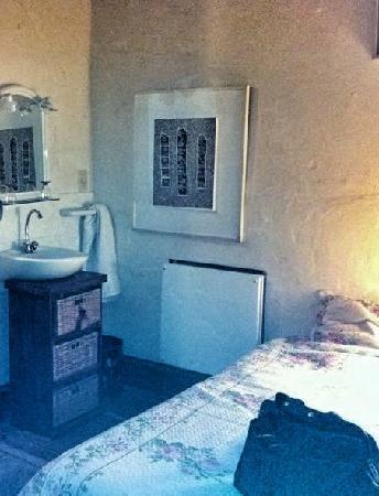 Los Patios de Montserrat: Foto ao lado do banheiro