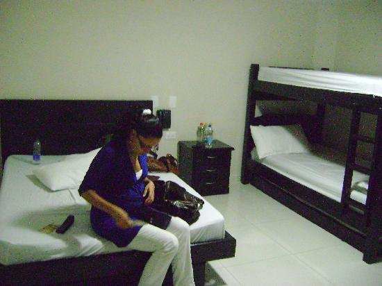 Hotel Balmoral: habitacion