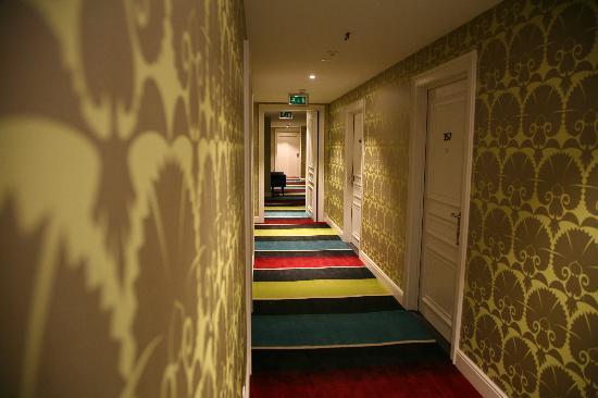 Sandton Grand Hotel Reylof: Flur
