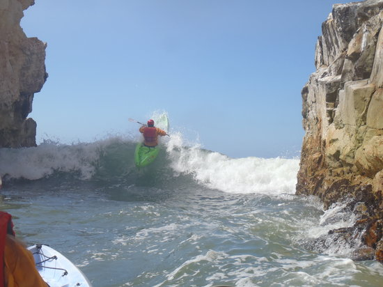 Avila Beach Paddlesports: Learn how to have fun and safely paddle in the surf zone!