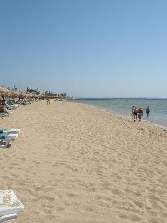 Baron Palms Resort Sharm El Sheikh: The Beach