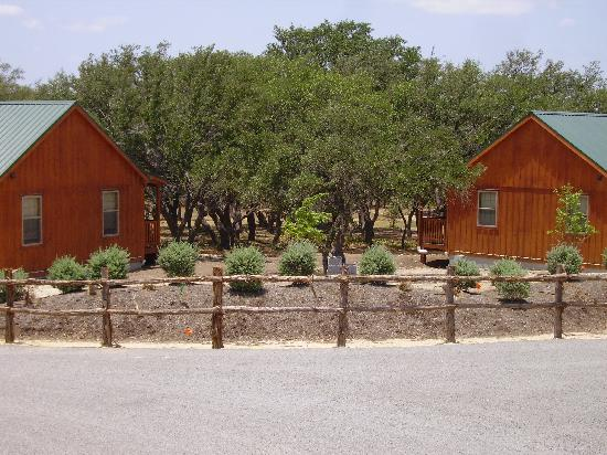 Hillside Acres Retreat: Two of six cabins available